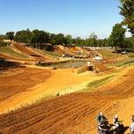 Photo taken at Budds Creek Motocross by Jeremy S. on 6/15/2012