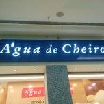 Photo taken at Água de Cheiro by Mauricio P. on 6/12/2012