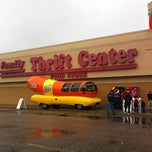 Photo taken at Oscar Mayer Wiener Mobile by Robert K. on 5/26/2012