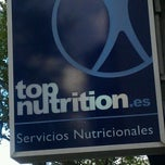 Photo taken at Top Nutrition by Chico T. on 4/12/2012