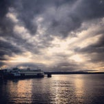 Photo taken at Edmonds Ferry Terminal by Mrinabh D. on 4/1/2012