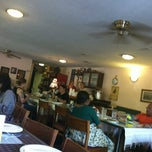 Photo taken at Esan Thai Restaurant by Laura S. on 5/18/2012