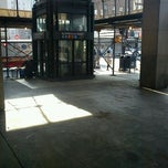 Photo taken at MTA Subway - Jay St/MetroTech (A/C/F/R) by Stevenson M. on 4/16/2012