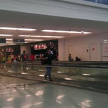 Photo taken at Concourse B by Lisa D. on 7/27/2012