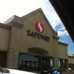 Photo taken at Safeway by Sherri G. on 6/4/2012