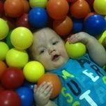 Photo taken at Frankie's Fun Factory by Matthew G. on 4/21/2012