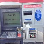 Photo taken at Bank of America by Warren W. on 6/28/2012