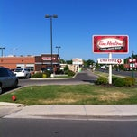Photo taken at Tim Hortons by joachim l. on 6/7/2012