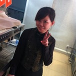 Photo taken at Parkyard Station Deli Shop By Parkyard Hotel Shanghai by Spiderman C. on 4/28/2012