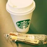 Photo taken at Starbucks by Ashley L. on 2/25/2012