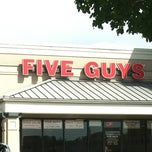 Photo taken at Five Guys by Kevin R. on 7/13/2012