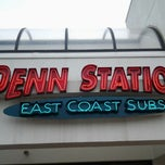 Photo taken at Penn Station East Coast Subs by Junior R. on 5/7/2012