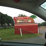 Photo taken at Garden Drive In by Victoria K. on 5/26/2012