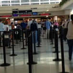 Photo taken at TSA Security Checkpoint by Dominique on 7/6/2012