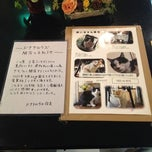 Photo taken at ドナテロウズ 吉祥寺店 / Donatello's by Sheep on 5/21/2012