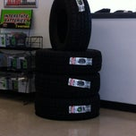 Photo taken at Allen Tire Company by Angela on 3/10/2012