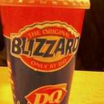 Photo taken at Dairy Queen by Don (The Tint Dr.) R. on 2/3/2012