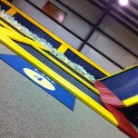 Photo taken at Sky High Sports by Sarah P. on 3/1/2012