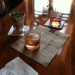 Photo taken at Solera Wine Lounge & Cheshire Bar by John B. on 7/7/2012