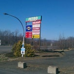 Photo taken at Petro Travel Plaza by Carl T. on 3/14/2012