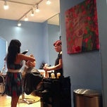 Photo taken at Red 7 Salon by Armel V. on 6/16/2012