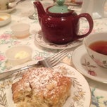 Photo taken at Cozy Tea by Samantha P. on 3/28/2012