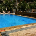 Photo taken at Corallium Spa Costa Meloneras by Inma O. on 6/10/2012