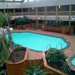 Photo taken at Radisson Hotel Milwaukee North Shore by Randy G. on 8/16/2012