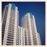 Photo taken at Sapphire Condominiums by Sarah S. on 5/17/2012