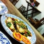 Photo taken at สายันข้าวต้มปลา by 🌀PlaKlap🔆ng🌀 on 7/6/2012