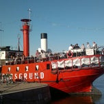 Photo taken at Lightship Relandersgrund by Jari on 6/8/2012