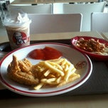 Photo taken at KFC by Lan M. on 4/17/2012