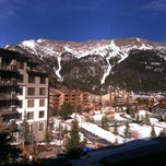Photo taken at Copper Mountain Resort by Clinton P. on 3/17/2012