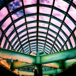 Photo taken at Yorkdale Subway Station by Jason P. on 5/5/2012