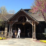 Photo taken at Clyde's Tower Oaks Lodge by Joseph O. on 4/9/2012