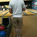Photo taken at AMF Star Lanes by Jeremy C. on 8/7/2012