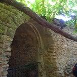 Photo taken at Underground Gardens - Baldasare Forestiere by Paras N. on 5/26/2012