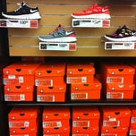 Photo taken at Sports Authority by Gina T. on 3/3/2012