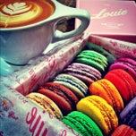 Photo taken at Portola Coffee Lab by Mona S. on 8/30/2012