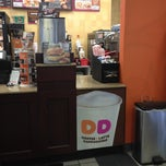 Photo taken at Dunkin Donuts by Mike D. on 3/25/2012
