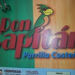 Photo taken at Don Capitán by ViRi R. on 5/1/2012