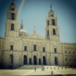 Photo taken at Mafra by Afonso M. on 7/6/2012