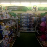 Photo taken at Dollar Tree by Fadi Y. on 5/19/2012