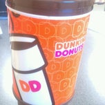 Photo taken at Dunkin' Donuts by Melissa G. on 3/6/2012