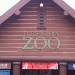 Photo taken at Oregon Zoo by Ronn C. on 8/18/2012