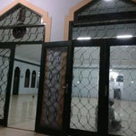Photo taken at Masjid Ar-Rahmah Sweta by Ridho F. on 5/10/2012