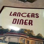 Photo taken at Lancers Diner by Brian J. on 6/25/2012