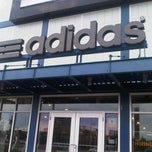 Photo taken at Adidas Outlet Store by Rob P. on 6/7/2012