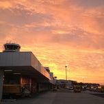 Photo taken at Blue Danube Airport Linz (LNZ) by Boris G. on 8/15/2012