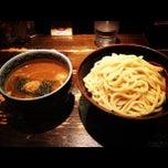 Photo taken at つけ麺専門店 三田製麺所 恵比寿南店 by yusuke h. on 8/24/2012